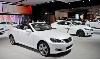 2011 Lexus Is 250 C #1