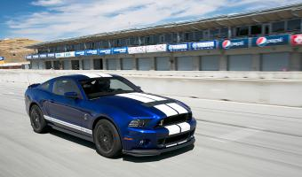 2013 Ford Shelby Gt500 #1