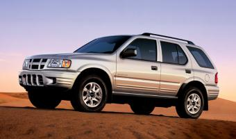 2004 Isuzu Rodeo #1