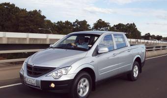 2011 Ssangyong Actyon #1