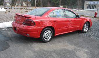2003 Pontiac Grand Am #1