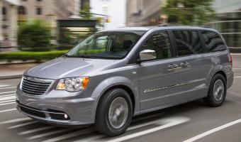 2014 Chrysler Town And Country #1