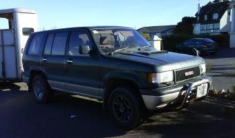1992 Isuzu Trooper #1