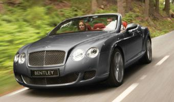2010 Bentley Continental Gtc #1