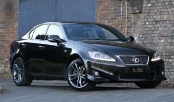 2011 Lexus Is 350 #1