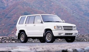 2000 Isuzu Trooper #1
