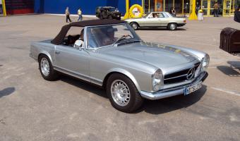 1970 Mercedes-Benz SL #1