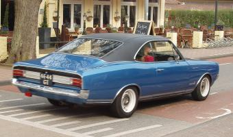 1968 Opel Commodore #1