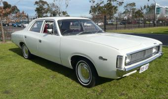 Chrysler Valiant #1