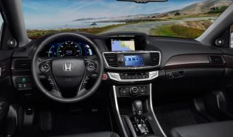 2015 Honda Accord #1