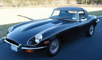 1970 Jaguar E-Type #1