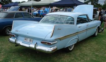 Plymouth Belvedere #1