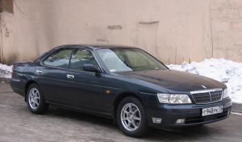 2000 Nissan Laurel #1