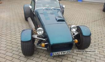 1991 Caterham Super 7 #1