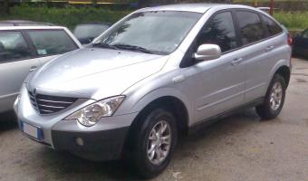 2009 Ssangyong Actyon #1