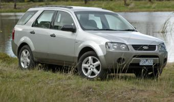 2006 Ford Territory #1