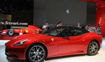 2011 Ferrari California #1