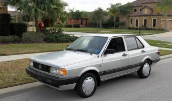 1993 Volkswagen Fox #1