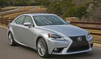 2014 Lexus Is 250 #1