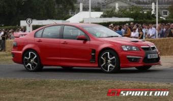 2011 Holden Commodore #1