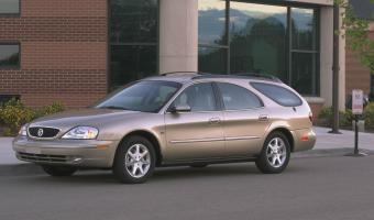 2001 Mercury Sable #1