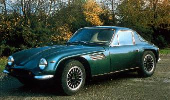 1970 TVR Tuscan #1
