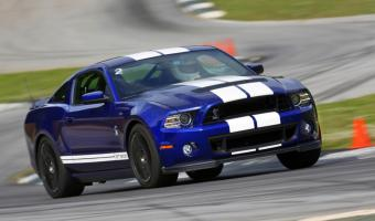 2014 Ford Shelby Gt500 #1