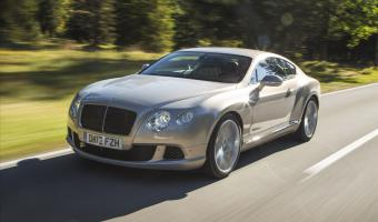 2013 Bentley Continental Gtc #1
