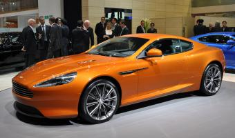 2011 Aston Martin Virage #1