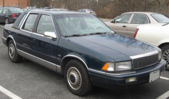 1990 Chrysler Le Baron #1