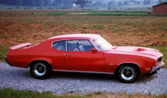 1970 Buick GS #1
