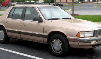 1990 Plymouth Acclaim #1