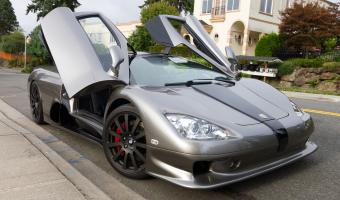 2008 SSC Ultimate Aero #1