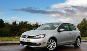 2010 Volkswagen Golf #1