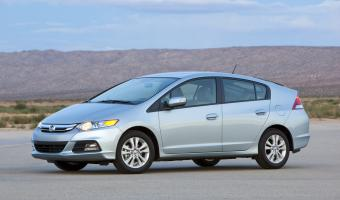 2012 Honda Insight #1