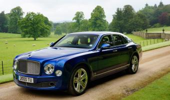 2013 Bentley Mulsane #1