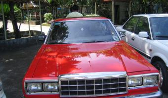 1979 Nissan Laurel #1