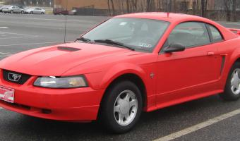 1999 Ford Mustang #1