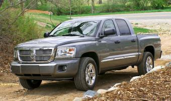2009 Dodge Dakota #1