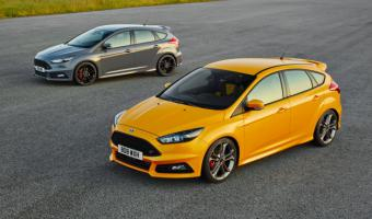 2015 Ford Focus St #1