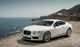 2014 Bentley Continental Gtc #1