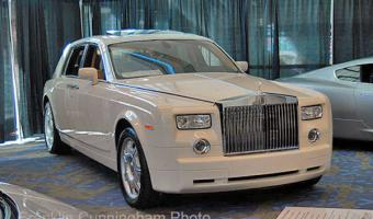 2007 Rolls royce Phantom #1