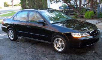 2002 Honda Accord #1