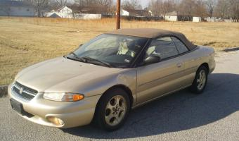1998 Chrysler Sebring #1