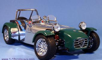 1992 Caterham Super 7 #1