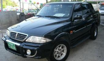 2003 Ssangyong Musso #1