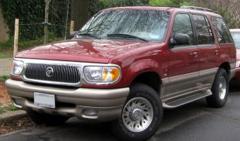 2001 Mercury Mountaineer #1