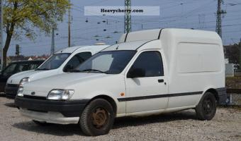 1995 Ford Courier #1