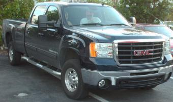 2007 GMC Sierra 2500hd #1