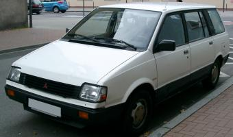 1990 Mitsubishi Space Wagon #1